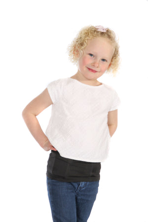 Insulin Pump Pocket Youth Band by Pocket Innerwear