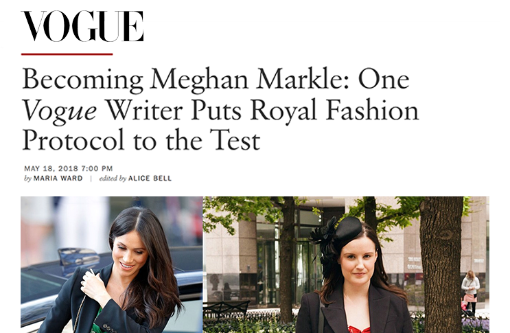Featured: Bijou Van Ness on Vogue.com