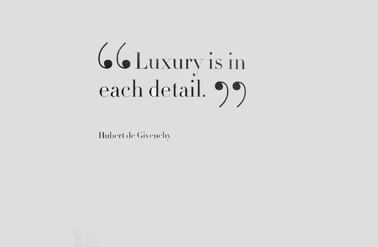 Quote of the Week: Hubert de Givenchy