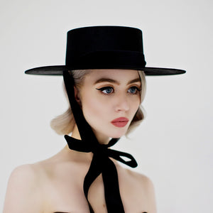 bijou van ness heiress hat black allison harvard