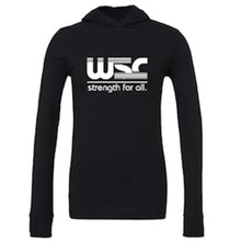WSC Strength For All Long Sleeve Training Hoodie
