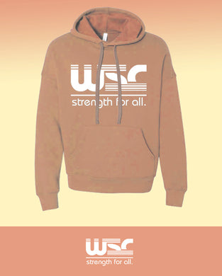 WSC Strength For All Super Soft Fleece Hoodie