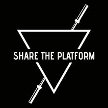 Share The Platform 2020 T-Shirt