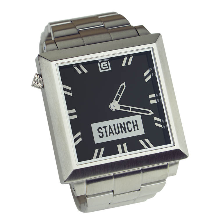STAUNCH METAL WATCH
