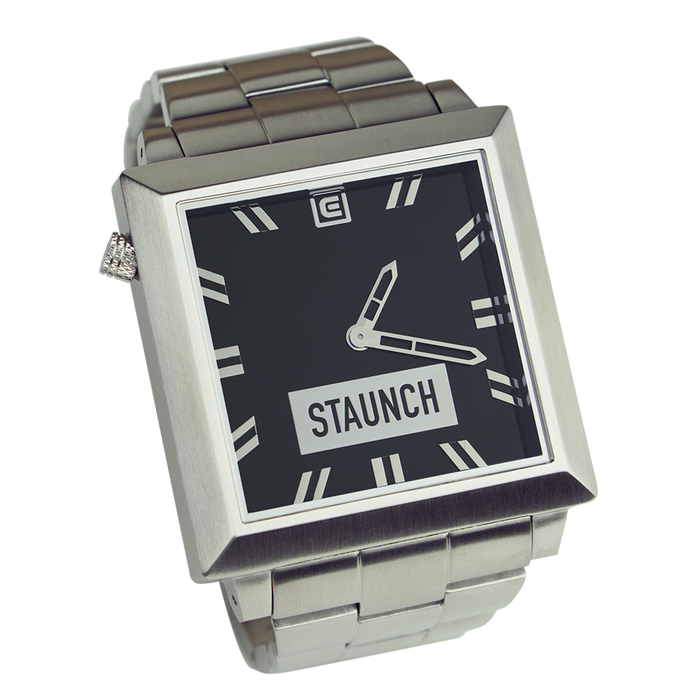 STAUNCH ROCKWELL DRESS WATCH