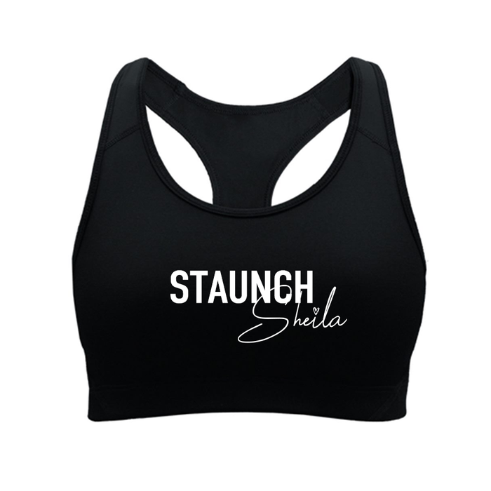 Staunch Sheila Sports Bra [Black]