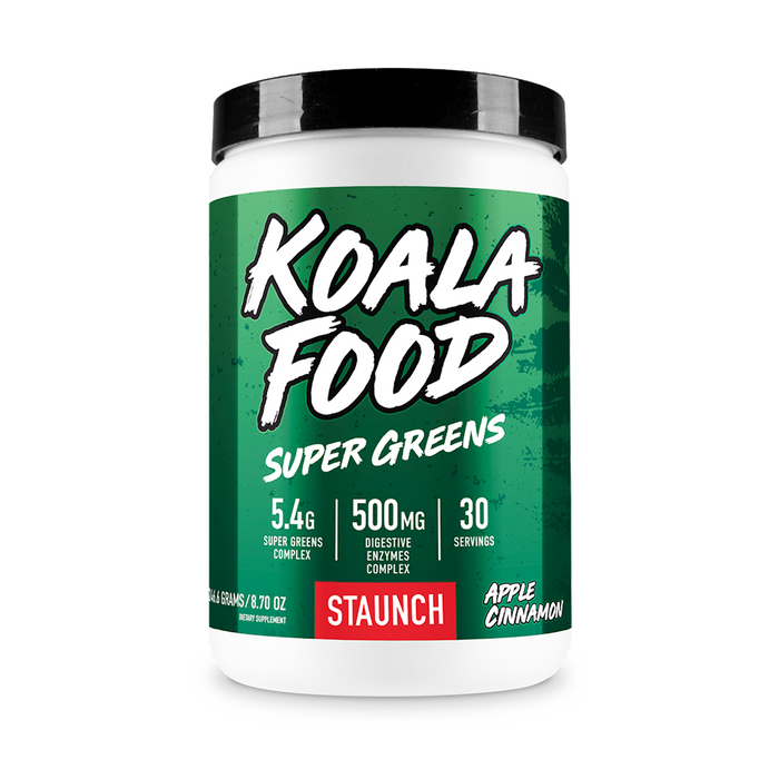STAUNCH KOALA FOOD SUPER GREENS