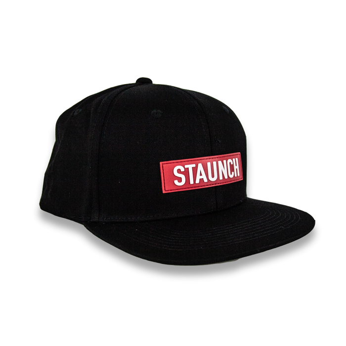 STAUNCH RUBBER STAMP HAT