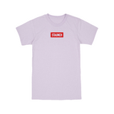 STAUNCH EMBROIDERED BOX LOGO [ORCHID]