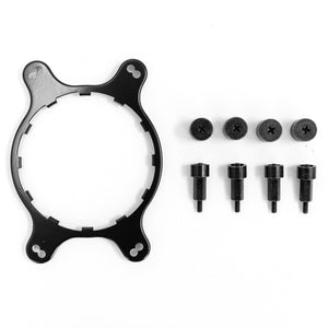 AMD AM4 Premium Retention Ring Kit for Asetek Liquid Coolers