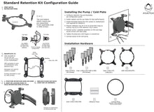 Intel 2011 Narrow Standard Retention Kit for Asetek Liquid Coolers