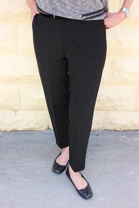 Comfy USA Christy Pant in Black