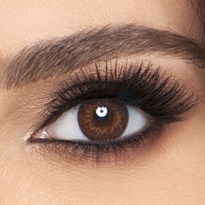 Freshlook Colorblends Brown Contact Lenses - 2 pack (2 week wear)