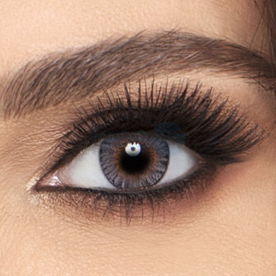 Freshlook Colorblends Gray Contact Lenses - 6 pack (2 week wear)