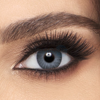 Freshlook Colorblends Sterling Gray Contact Lenses - 6 pack (2 week wear)