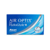 Air Optix Plus HydraGlyde Contact Lenses - 6 pack (1 month wear)