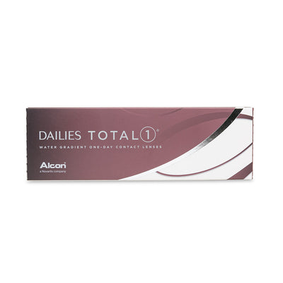DAILIES Total 1 Contact Lenses - 30 pack (1 day wear)