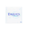 Focus DAILIES All Day Comfort Contact Lenses - 90 pack (1 day wear)