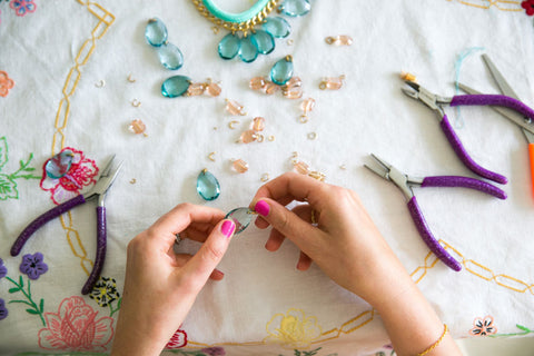 Basic Craft Tools You Should Have When Making Jewellery - BEADED CREATIONS