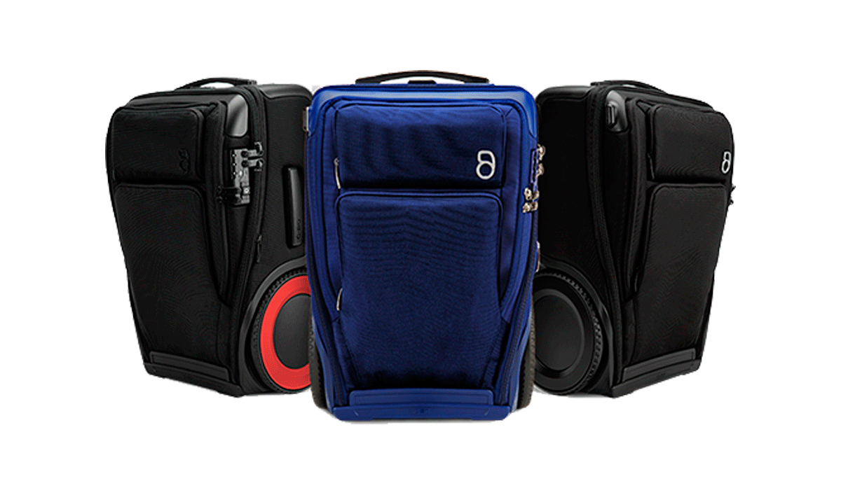 G-RO Luggage Collection