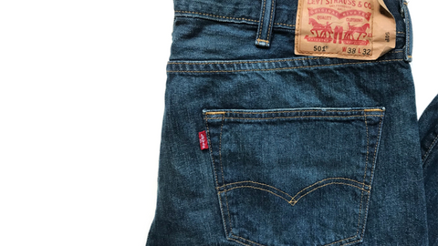 c6af6752 Imitating An Icon: Are My Levi's Real or Fake? - American Reserve ...