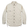 The Utility Shirt -Natural Cord
