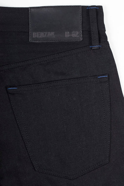 13 oz. Black Selvedge Regular