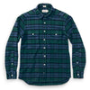 The Yosemite Shirt - Blackwatch Plaid
