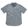 The Aster - Blue Chambray