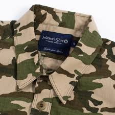 The Dayton Shirt - Camo