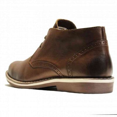 The Chukka Shoe - Heritage Brown