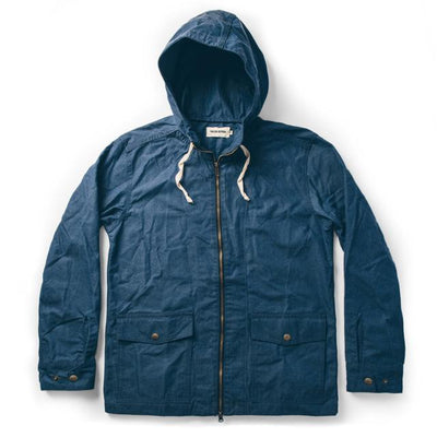 The Beach Jacket -Indigo