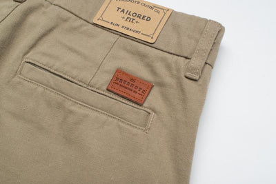 The Worker Chino -Khaki