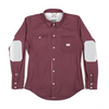 The Tamarack Shirt - Imperial Red