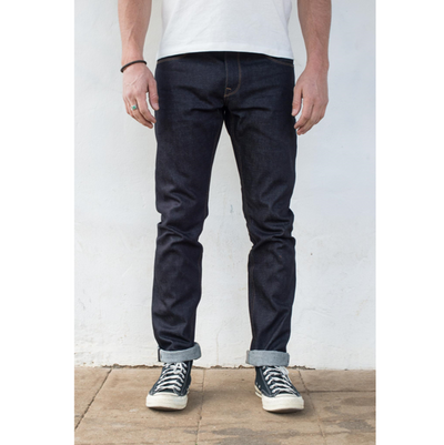14.25 oz. Avila Kuroki Denim