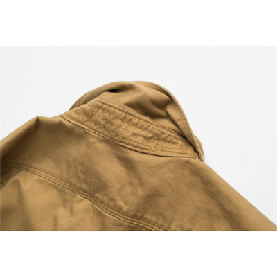The Dayton Shirt - Buckthorn Brown