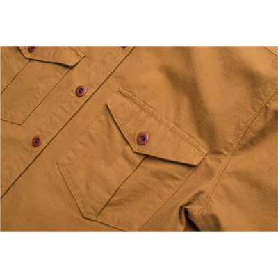 The Dayton Shirt - Nep Golden Oak