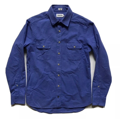 PO Yosemite Shirt - Lupine Blue