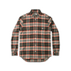 The Crate Shirt in Olive Plaid