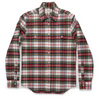 The Yosemite Shirt - White Tartan
