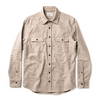 The Yosemite Shirt - Oatmeal Donegal