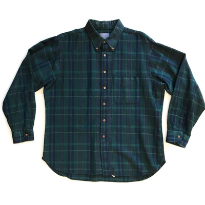 The Pendleton Blackwatch Flannel Shirt