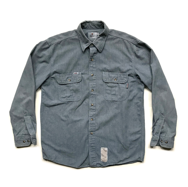 1fef800c149b Tyndale FRC Rustic Button Down Work Shirt - American Reserve Clothing Co.