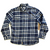 Jachs MFG Co. Blue Flannel Shirt