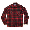 The Pendleton Red Flannel Shirt