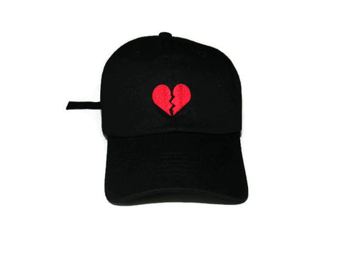 Heartbreak Dad Cap