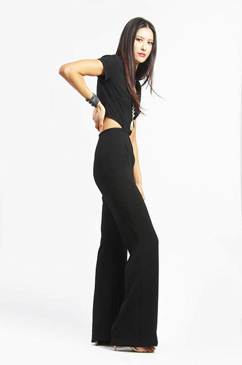 Split Waist Jumpsuit