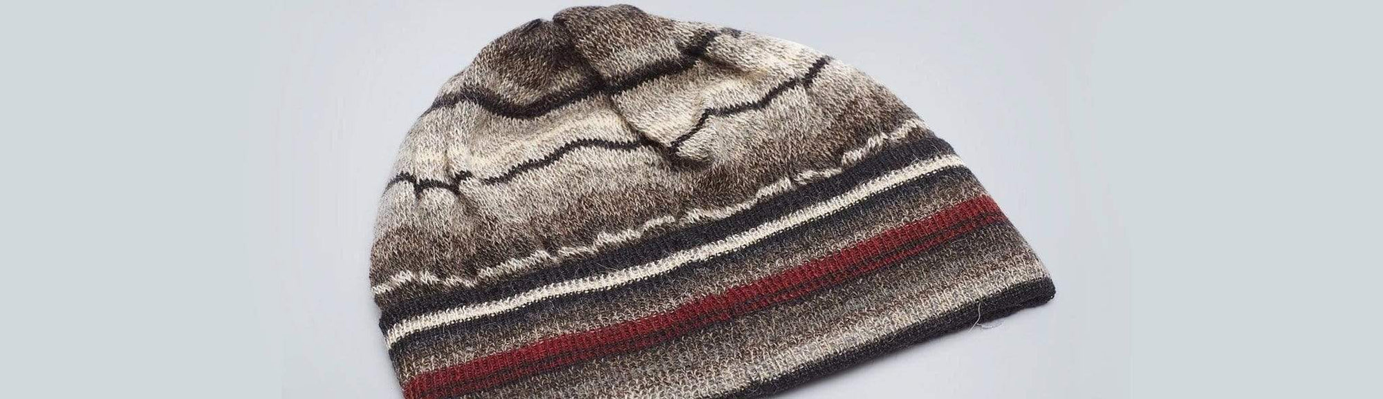 Men's Alpaca Hats and Accessories