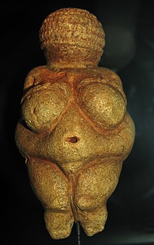Venus of Willendorf Knit Hat