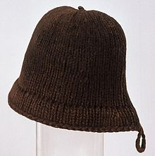 Monmouth Knit Cap, 16th Century